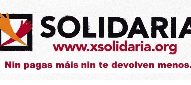 Campaña X Solidario